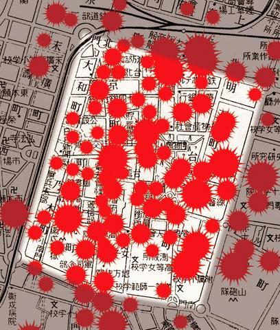 Taipei_bomb-台北大空襲-轟炸-炸彈